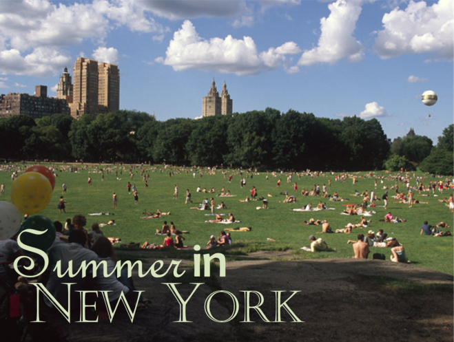 summer in new york
